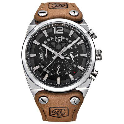 BENYAR Mens Top Luxury Chronograph Sport Fashion Brand Waterproof Military Watch
