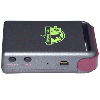 TK102 Mini GPS Tracker Vehicle Magnetic Tracking Device