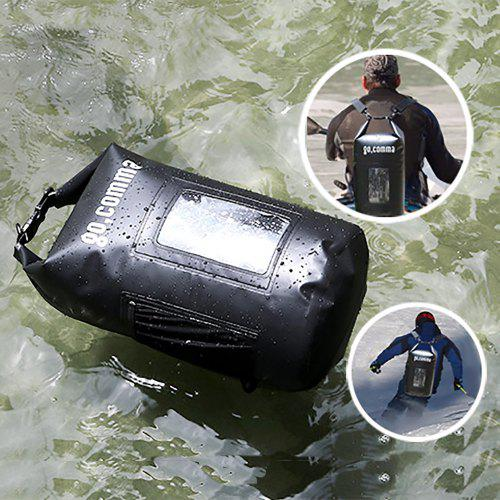 Gocomma 10L Waterproof Dry Bag for Skiing Kayaking
