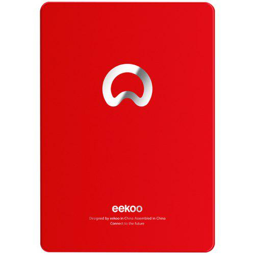 eekoo V100 SATA3 Solid State Drive SSD 240GB for Desktop Laptop - RED
