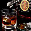 Stainless Steel Ice Cube for Bar 8pcs - SILVER
