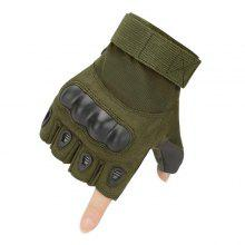 Outdoor Riding Sports Half Finger Gloves