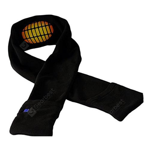 Temperature Electric Heating Warm Scarf