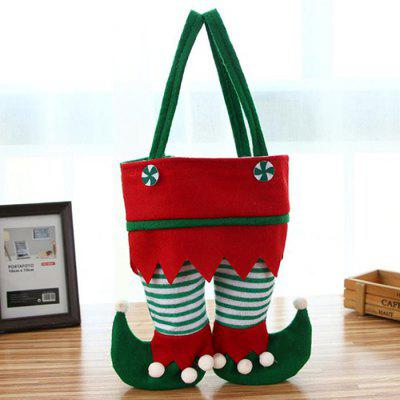 Christmas Decoration Christmas Elf Candy Gift Bag