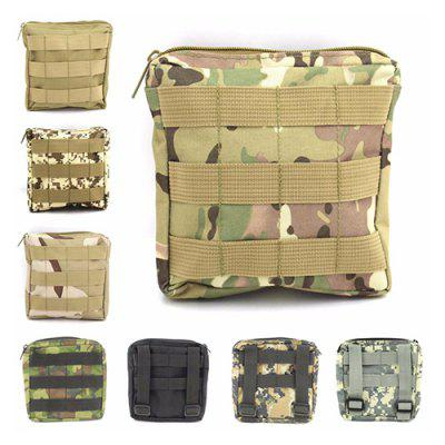 Outdoor Practical Handbag Medical Emergency Bag Tactical Waist Bag First Aid Kit