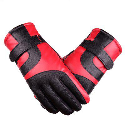 Men Padded Rain Gloves