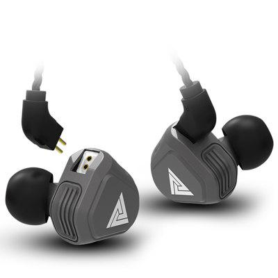 QKZ VK2 In-ear Earphones HiFi Subwoofer Earbuds
