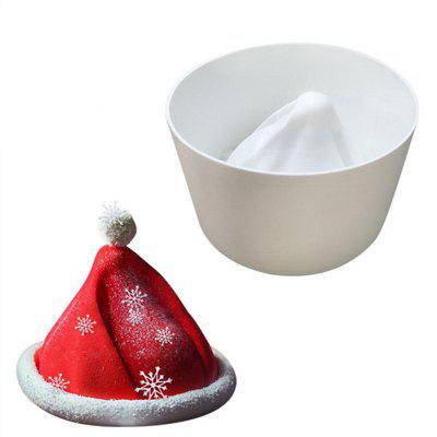 Christmas Party Supplies Silicone Hat Mousse Cake Mold