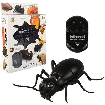 Tricky Toy Remote Control Ant Adult Creative Nowość Gift Spoof Whole Person Infrared Scary Toy