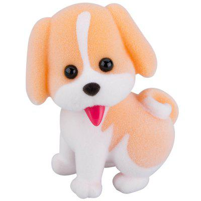 BXSJN168043 Cartoon Doll Puppy Flocking Toy Girl Decoration Creative Doll Birthday Christmas Gift