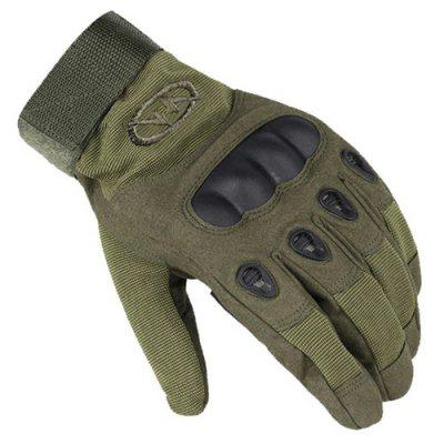 Tactics Full Finger Gloves Outdoor Motorcycle Riding Gloves