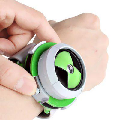 Children Cartoon Projection Watch
