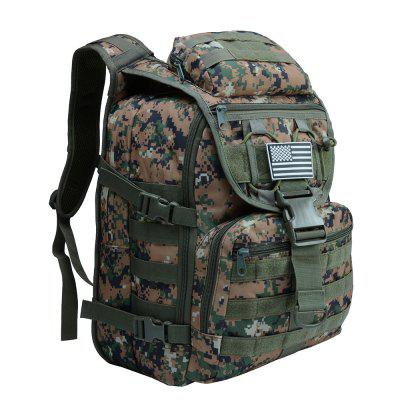 Outdoor Tactical Computer Backpack Travel Caminhadas Camping Bag