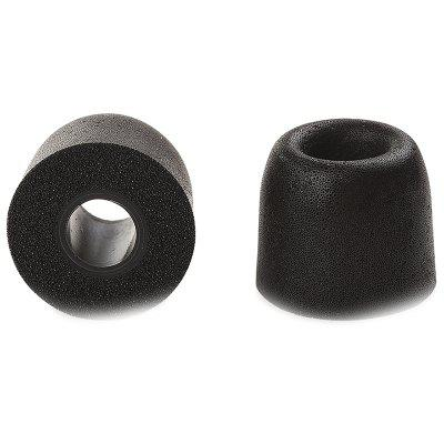 QKZ T400 Sponge In-ear Mushroom Head Earplugs 2pcs