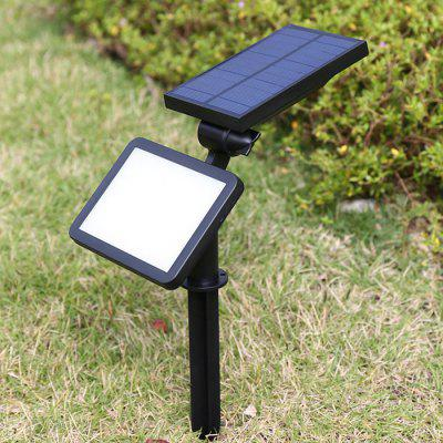 48-LED Solar Power Light Street Lamp for Lawn Garden