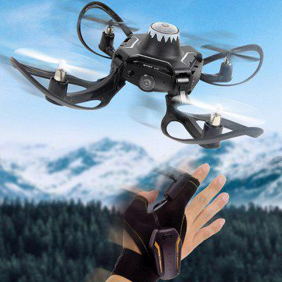 Gesture Sensing Drone Mini Folding Aircraft Remote Control Quadcopter