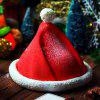 Christmas Party Supplies Silicone Hat Mousse Cake Mold - WHITE
