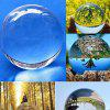 Photograph Crystal Ball Photography Shooting Props Magic Acrobatics Show Transparent Nail Glass Ball - TRANSPARENT