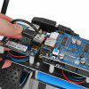 XiaoR - GEEK STM32 3B Self-balancing Smart Robot Car DIY Assembling STEM Education Kit - BLACK
