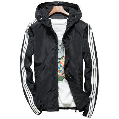 Fashionable Casual Outdoor Windbreaker Jacket