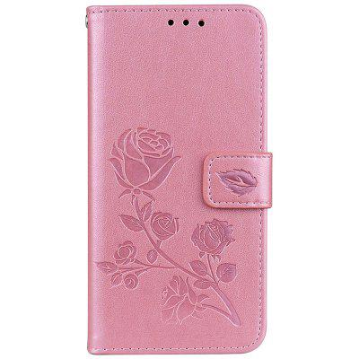 Hat-Prince PU Leather TPU Multifunction Phone Case for Samsung Galaxy S9