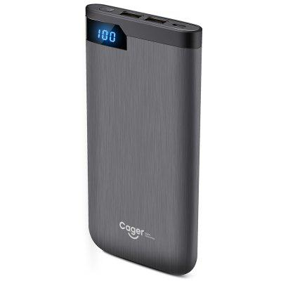 Kagel S100 Mobile Phone Power Bank 10000 MAh