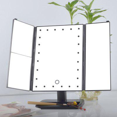 TODO LED 24 Lights Magnification Makeup Mirror