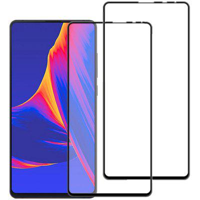 Pellicola protettiva per vetro temperato full-screen full-screen Naxtop per Xiaomi Mi Mix 3 - 2PCS