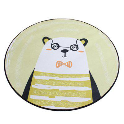 Computer Chair Cushion Hanging Basket Printing Cartoon Waterproof Children Blanket