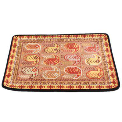 Tapis de Chevet de Bain de Salon de Canapé de Table