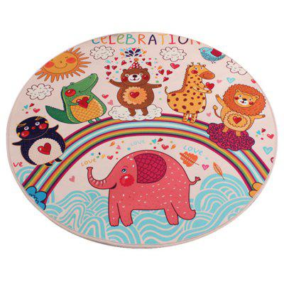 Computer Chair Cushion Printing Cartoon Waterproof Children Cushion
