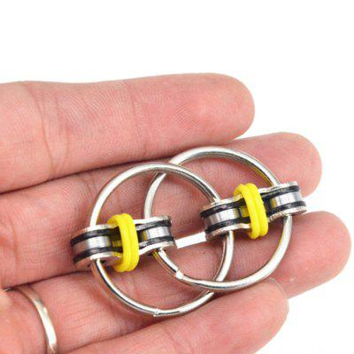 Venting Toy Decompression Chain Key Ring Chain Buckle