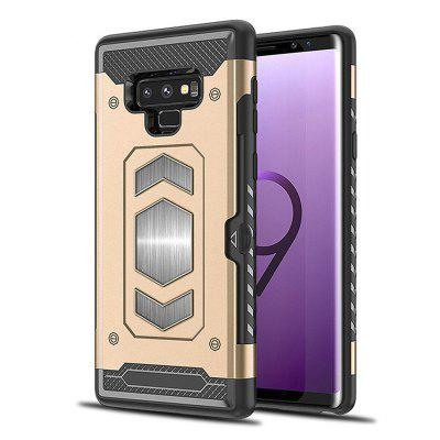 Ultra-thin 2-in-1 Card Holder Protective Phone Case for Samsung Note9
