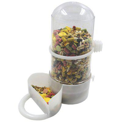 Hamster Automatic Feeder Small Hamster Dutch Pig Supplies Golden Bear Guinea Pig Rabbit Squirrel Rabbit Food Bowl