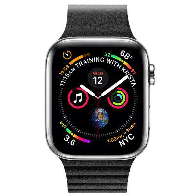 Leather Business Generation Watch Strap for Iwatch