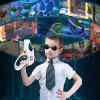 AR Bluetooth Game Pistol A9 Augmented Reality Game Phone Handle Gamepad - WHITE