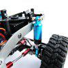WPL Half Pickup Special Metal Shock Absorber Climbing Off-road DIY Upgrade Accessories for WPL C14 / C24 Remote Control Car - LIGHT SKY BLUE