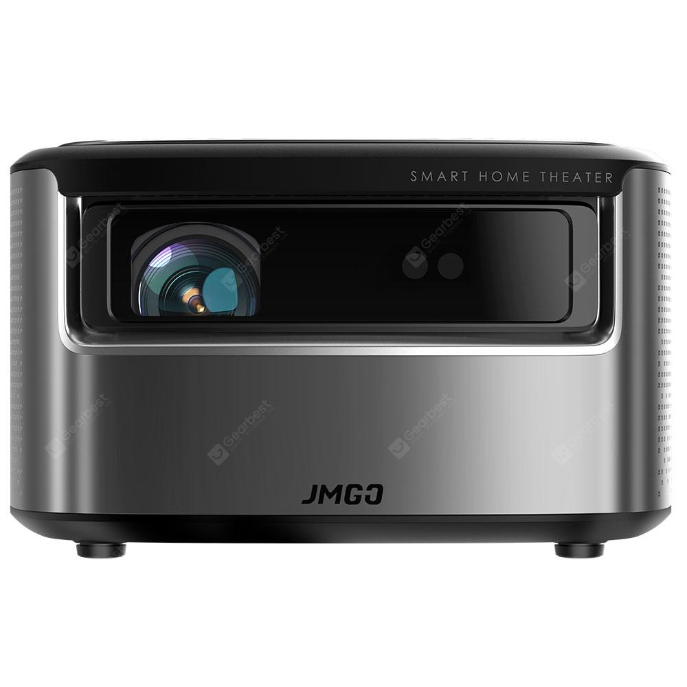 Original JMGO N7 DLP 1300 ANSI Lumens Home Theater Projector - Gray