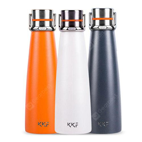 Xiaomi Youpin Kiss Fish KKF Insulation Cup - ORANGE