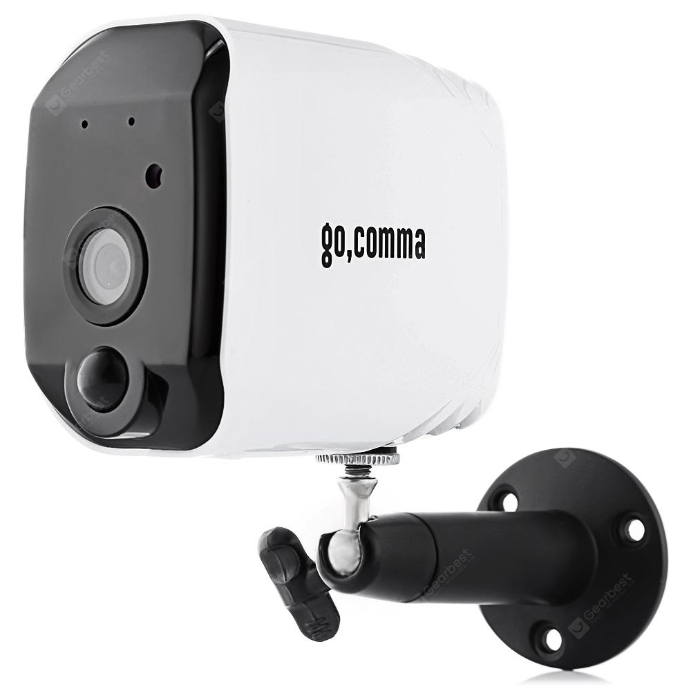 gocomma Outdoor Security IP Network Batterie Camera