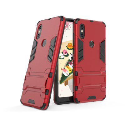 3-in-1 Drop-proof Protective Mobile Phone Case for Xiaomi Mi MIX2S