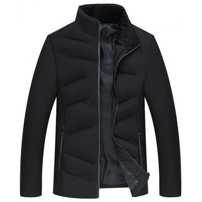 Winter Down Cotton Thicken Jacket jas voor heren