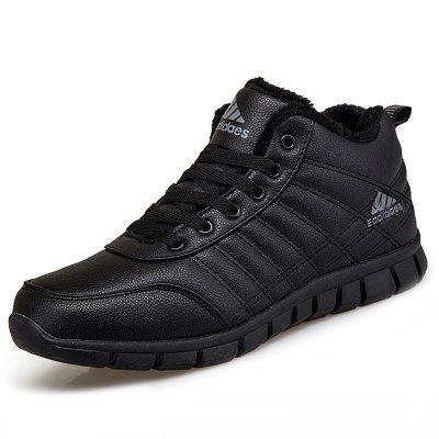 Winter Warm Comfortable Casual Safety Shoes Men Women
