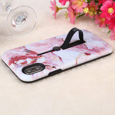 Marble Painting Case Protective Cover for iPhoneX 5.8