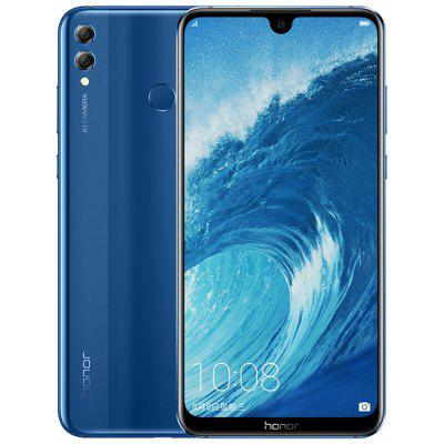 Coupon of HUAWEI Honor 8X Max 4G Phablet - Blue/Red/Black