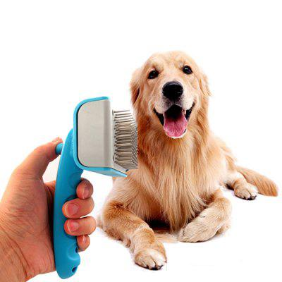 Pet Comb Dog Hair Removal Comb Hair Brush