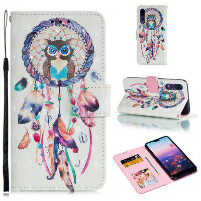 3D Painted Pattern Mobile Phone Case For Huawei P20 Pro