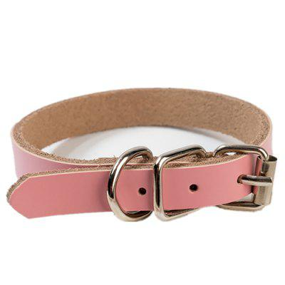 Pet Supplies Pure Leather Dog Collar
