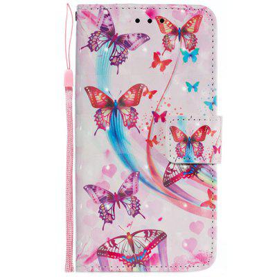 PU Leather Material  Mobile Phone Case for iPhone XR