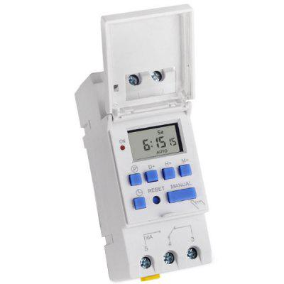 7-day Programmable Multi-function Digital Time Switch